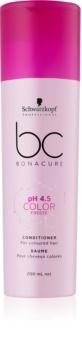 Schwarzkopf Professional pH 4,5 BC Bonacure Color Freeze кондиціонер для фарбованого волосся