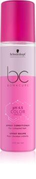 Schwarzkopf Professional pH 4,5 BC Bonacure Color Freeze après-shampoing pour cheveux colorés