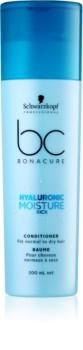 Schwarzkopf Professional BC Bonacure Moisture Kick kondicionáló normál és száraz hajra