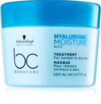 Schwarzkopf Professional BC Bonacure Moisture Kick Maske für die Haare mit Hyaluronsäure