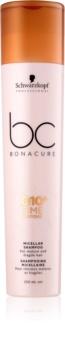Schwarzkopf Professional BC Bonacure Time Restore Q10 shampoing micellaire pour cheveux matures et fragiles
