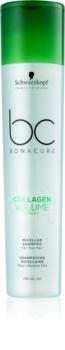 Schwarzkopf Professional BC Bonacure Volume Boost micellair shampoo voor Haar zonder Volume