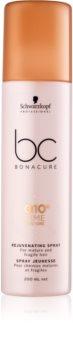 Schwarzkopf Professional BC Bonacure Time Restore Q10 verjüngendes Spray für reifes und brüchiges Haar