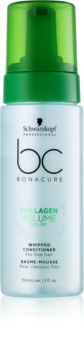 Schwarzkopf Professional BC Bonacure Volume Boost odżywka w piance do włosów delikatnych