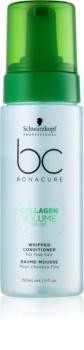 Schwarzkopf Professional BC Bonacure Volume Boost penový kondicionér pre jemné vlasy