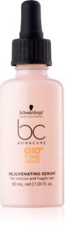 Schwarzkopf Professional BC Bonacure Time Restore Q10 omladzujúce sérum pre zrelé a krehké vlasy