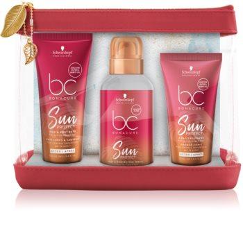 Schwarzkopf Professional BC Bonacure Sun Protect coffret cosmétique (pour cheveux exposés au soleil) pour femme
