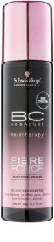 Schwarzkopf Professional BC Bonacure Fibreforce Strengthening Leave-In Care For Damaged Hair