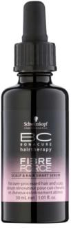 Schwarzkopf Professional BC Bonacure Fibreforce sérum para restaurar o couro cabeludo e cabelo danificado