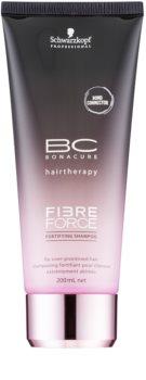 Schwarzkopf Professional BC Bonacure Fibreforce šampon za učvršćivanje za oštećenu kosu