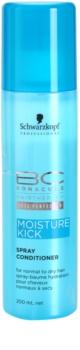 Schwarzkopf Professional BC Bonacure Moisture Kick balsam sub forma de spray pentru par normal spre uscat