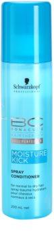 Schwarzkopf Professional BC Bonacure Moisture Kick кондиціонер-спрей для нормального та сухого волосся
