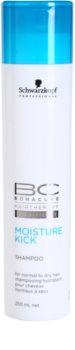 Schwarzkopf Professional BC Bonacure Moisture Kick shampoing hydratant pour cheveux normaux à secs