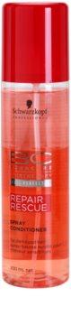 Schwarzkopf Professional BC Bonacure Repair Rescue condicionador regenerador em spray para cabelo danificado