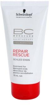 Schwarzkopf Professional BC Bonacure Repair Rescue Intensief Serum  voor Geslpeten Haarpunten