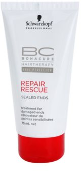 Schwarzkopf Professional BC Bonacure Repair Rescue Intensive Serum For Split Hair Ends