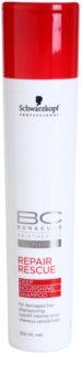 Schwarzkopf Professional BC Bonacure Repair Rescue regeneracijski šampon za poškodovane lase