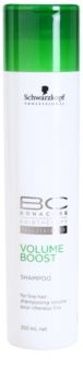 Schwarzkopf Professional BC Bonacure Volume Boost sampon pentru par fin