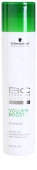 Schwarzkopf Professional BC Bonacure Volume Boost Shampoo für feines Haar