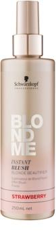 Schwarzkopf Professional Blondme spray tonujący do włosów blond