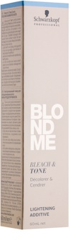 Schwarzkopf Professional Blondme aditivo iluminador e colorante