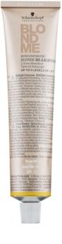 Schwarzkopf Professional Blondme zesvětlující krém