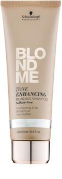 Schwarzkopf Professional Blondme szampon bez sulfatów do zimnych odcieni blond