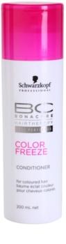Schwarzkopf Professional PH 4,5 BC Bonacure Color Freeze Conditioner  voor Bescherming van de Kleur