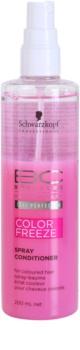 Schwarzkopf Professional PH 4,5 BC Bonacure Color Freeze kondicionáló spray a szín védelméért