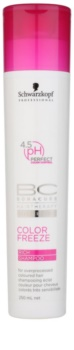 Schwarzkopf Professional PH 4,5 BC Bonacure Color Freeze sampon a szín védelméért