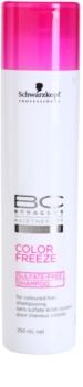 Schwarzkopf Professional PH 4,5 BC Bonacure Color Freeze szulfátmentes sampon festett hajra