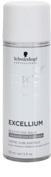 Schwarzkopf Professional BC Bonacure Excellium Beautifying разкрасяваща балсам без отмиване за сива и бяла коса
