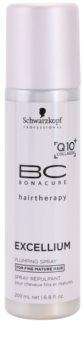 Schwarzkopf Professional BC Bonacure Excellium Plumping odżywka w sprayu dla dojrzałych włosów