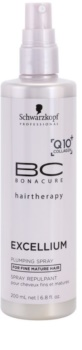 Schwarzkopf Professional BC Bonacure Excellium Plumping bezoplachový kondicionér ve spreji pro jemné zralé vlasy