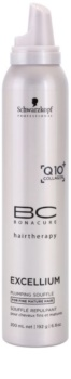 Schwarzkopf Professional BC Bonacure Excellium Plumping soufflé para cabelos finos e maduros