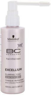 Schwarzkopf Professional BC Bonacure Excellium Plumping tonik enyhén érett hajra