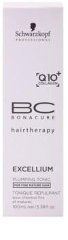 Schwarzkopf Professional BC Bonacure Excellium Plumping tonikum pre jemné zrelé vlasy