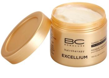 Schwarzkopf Professional BC Bonacure Excellium Taming maska pro hrubé zralé vlasy