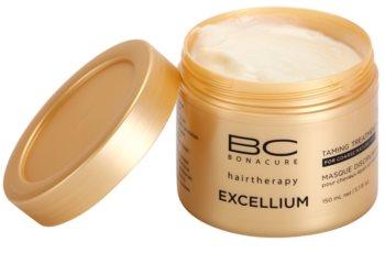 Schwarzkopf Professional BC Bonacure Excellium Taming maska za grobe zrele lase