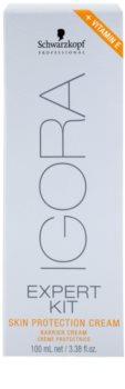 Schwarzkopf Professional IGORA Expert Kit ochranný krém pred farbením