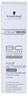 Schwarzkopf Professional BC Bonacure Hair Activator lozione tonica rinforzante per rinforzare e stimolare la crescita dei capelli