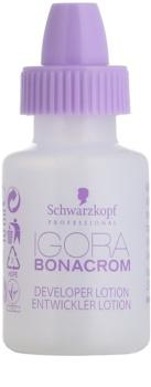 Schwarzkopf Professional Igora Bonacrom farba na obočie a riasy s aktivátorom
