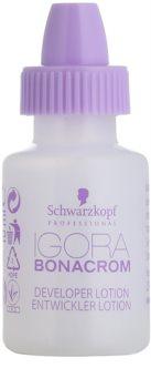 Schwarzkopf Professional Igora Bonacrom фарба для брів та вій з активатором