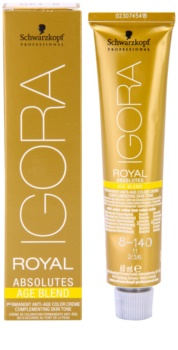 Schwarzkopf Professional IGORA Royal Absolutes Age Blend farba do włosów