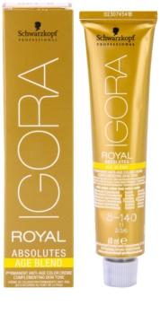 Schwarzkopf Professional IGORA Royal Absolutes Age Blend Hårfärg