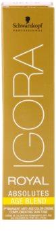 Schwarzkopf Professional IGORA Royal Absolutes Age Blend barva na vlasy