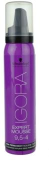 Schwarzkopf Professional IGORA Expert Mousse coloração em mousse  para cabelo