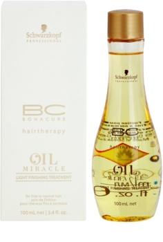 Schwarzkopf Professional BC Bonacure Oil Miracle Marula Oil tratamento capilar para cabelo fino e sem volume