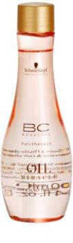 Schwarzkopf Professional BC Bonacure Oil Miracle Rose Oil Öl-Serum für strapaziertes Haar und Kopfhaut
