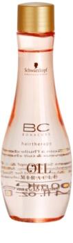 Schwarzkopf Professional BC Bonacure Oil Miracle Rose Oil sérum à l'huile pour cheveux et cuir chevelu fatigués